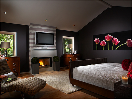 Design a romantic bedroom with some easy steps modern for Some bedroom designs